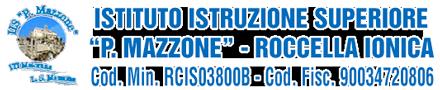 """Istituto Istruzione Superiore """"P. Mazzone"""""""